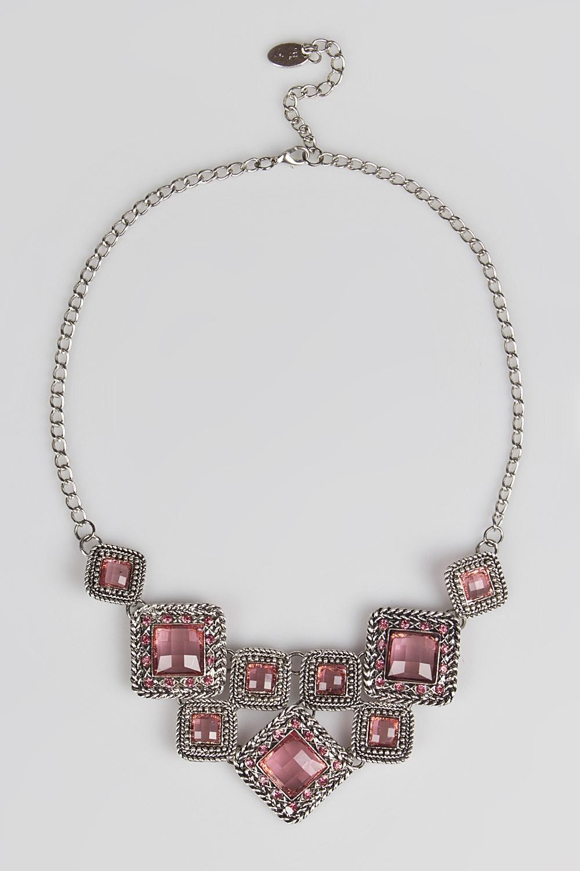 Ожерелье КаменьяРаспродажа Black Friday<br>Метал: гиппоаллергенный бижутерный сплав металлов, не содержащий никеля.<br>