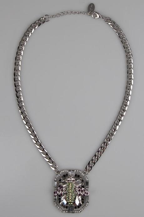 Ожерелье БииМетал: гиппоаллергенный бижутерный сплав металлов, не содержащий никеля<br>