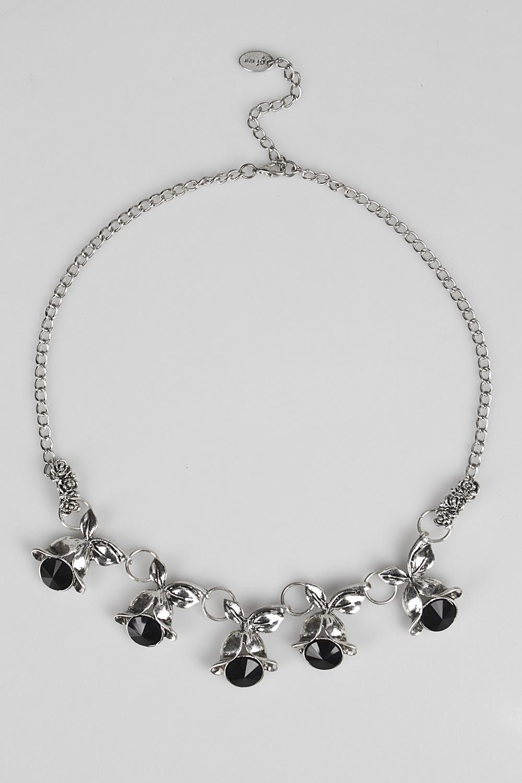 Ожерелье ЛямурМетал: гиппоаллергенный бижутерный сплав металлов, не содержащий никеля.<br>
