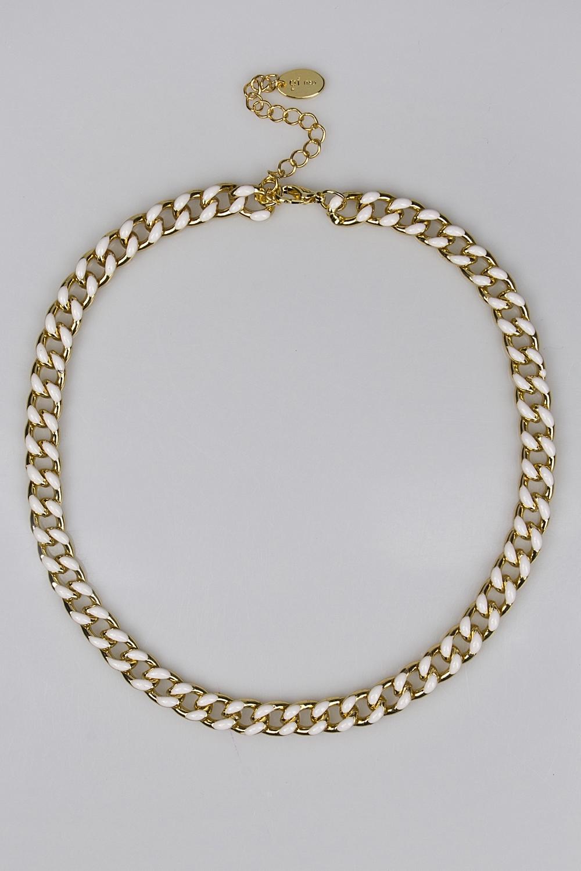 Ожерелье ВаулиМетал: гиппоаллергенный бижутерный сплав металлов, не содержащий никеля.<br>