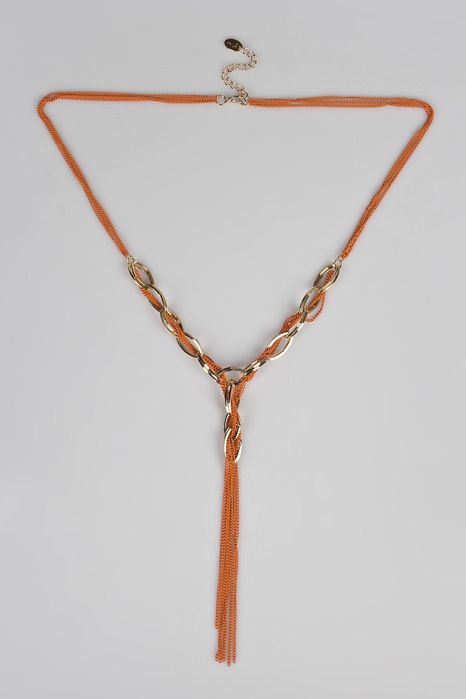 Ожерелье ДиараМетал: гиппоаллергенный бижутерный сплав металлов, не содержащий никеля.<br>