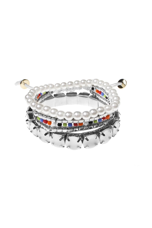 Набор браслетов МонаМатериал: металл<br>