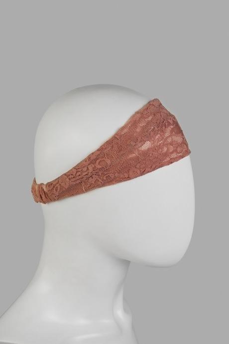 Повязка на голову КружевоРаспродажа Black Friday<br>Материал: текстиль<br>