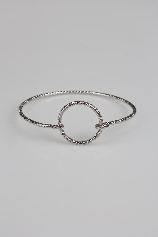 Браслет ИзиМетал: гиппоаллергенный бижутерный сплав металлов, не содержащий никеля.<br>