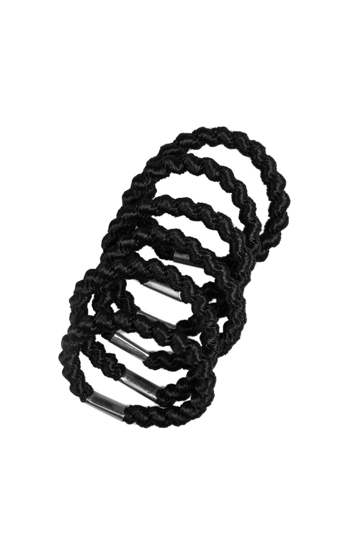Набор резинок для волос МушуМатериал: текстиль. 6-предм.<br>