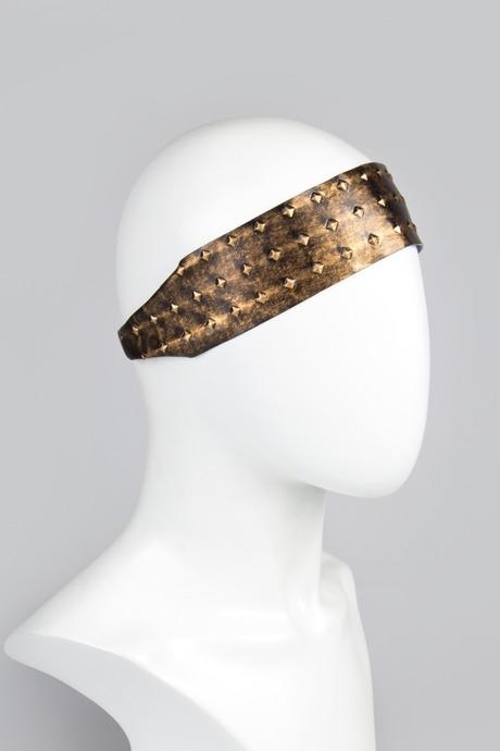 Повязка на голову РоксиРаспродажа Black Friday<br>Материал: текстиль, искусств. кожа<br>