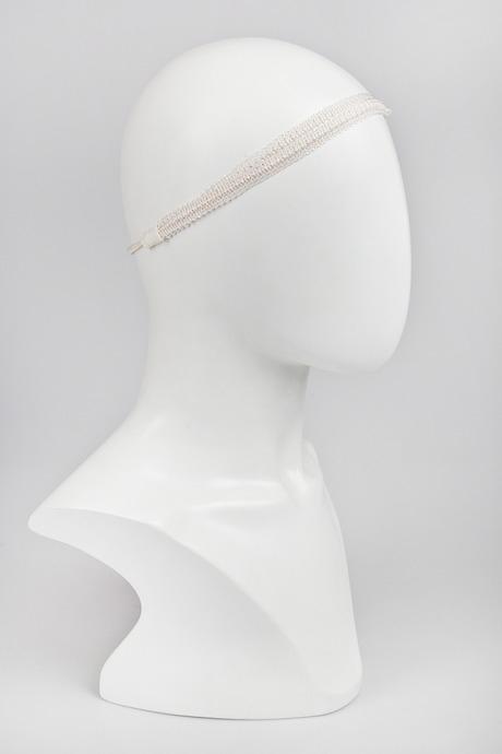 Повязка на голову ЛенниМатериал: текстиль<br>