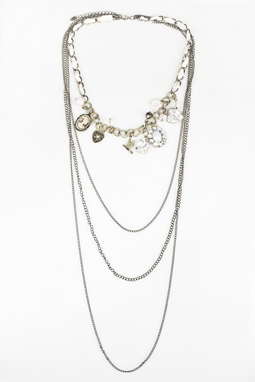 Ожерелье НайслиРаспродажа Black Friday<br>Метал: гиппоаллергенный бижутерный сплав металлов, не содержащий никеля.<br>