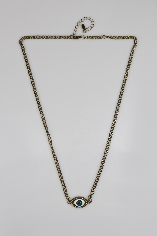 Ожерелье ОкоРаспродажа Black Friday<br>Метал: гиппоаллергенный бижутерный сплав металлов, не содержащий никеля, пластик.<br>