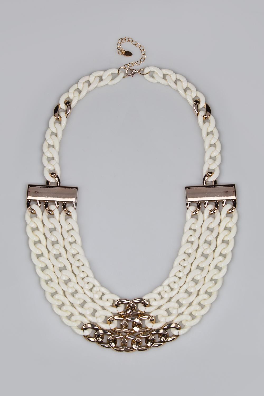 Ожерелье РантиМетал: гиппоаллергенный бижутерный сплав металлов, не содержащий никеля<br>