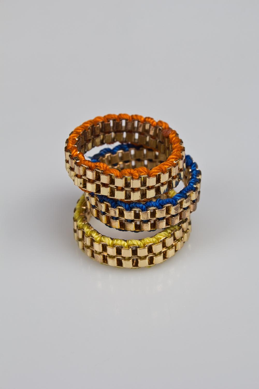 Кольцо ТриоМетал: гиппоаллергенный бижутерный сплав металлов, не содержащий никеля<br>