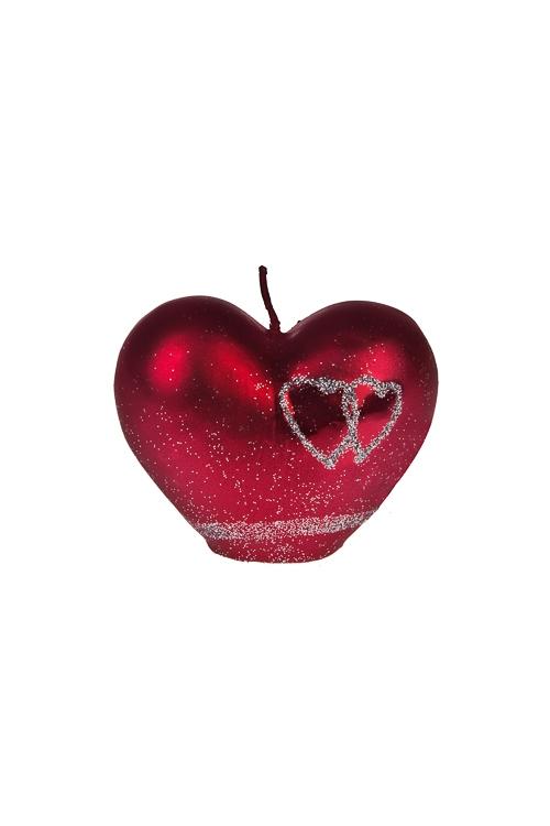 """Свеча """"Прекрасное сердце"""" - 1"""