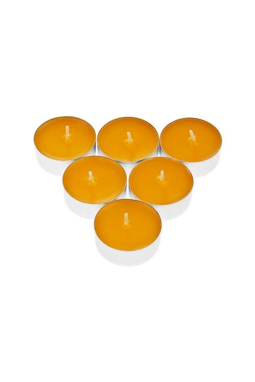Набор свечей-таблеток ароматиз. АпельсинИнтерьер<br>Воск<br>