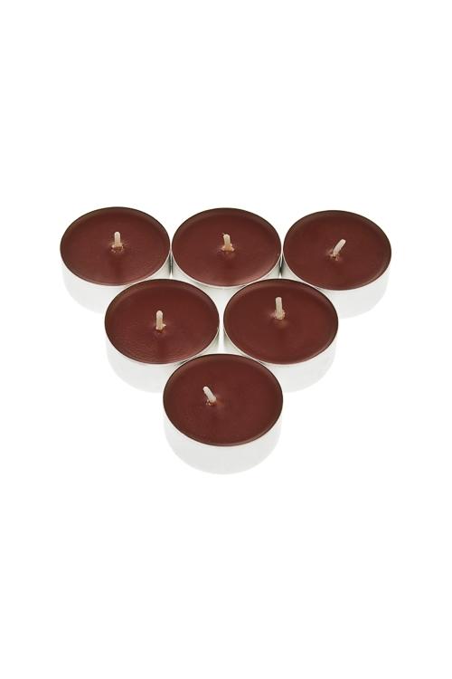Набор свечей-таблеток ароматиз. ШоколадДекоративные свечи<br>Воск<br>
