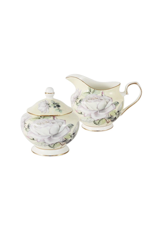 Набор чайный Белые розы