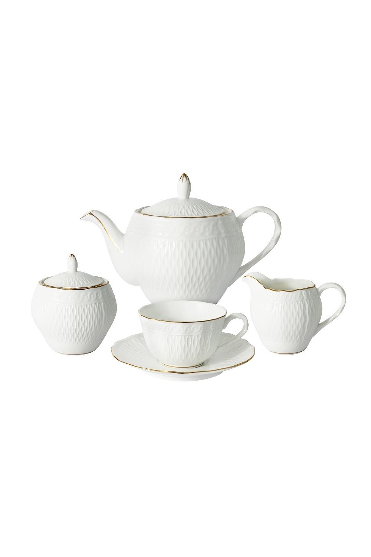 Чайный сервиз Бьянка женская юбка hope 2015 midi saia 5846
