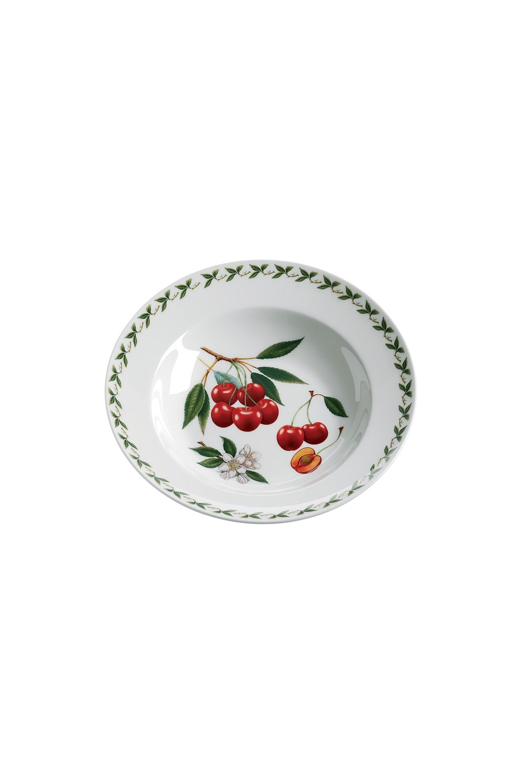 Тарелка суповая ВишняПосуда<br>Бренд: Maxwell &amp; Williams. Тарелка суповая, 23см, костяной фарфор. Страна: Китай<br>