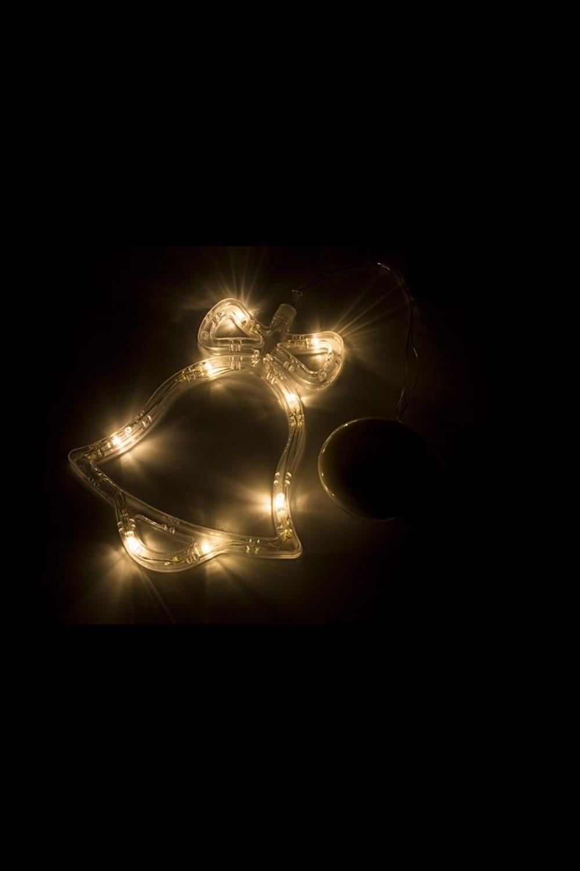 Фигура светодиодная на присоске Колокольчик светодиодная фигура laitcom b247l d024a 40
