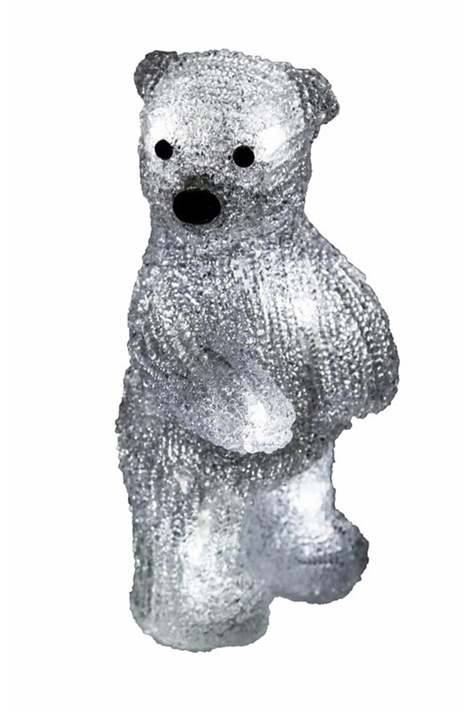 Акриловая светодиодная фигура Медвежонок светодиодная фигура laitcom b247l d024a 40