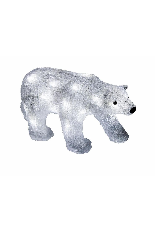 Акриловая светодиодная фигура Медведь светодиодная фигура laitcom b247l d024a 40
