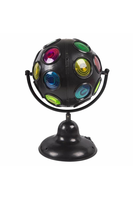 Диско-шар 20см, 230 В ДискотекаИнтерьер<br>Диско-шар Neon-Night это световой шар, который вращается горизонтально и вертикально вокруг своей оси, создавая эффекты цветомузыки на вашей вечеринке. Обладая диаметром 20см, отлично подойдет для помещений 20-40 кв. метров.<br>