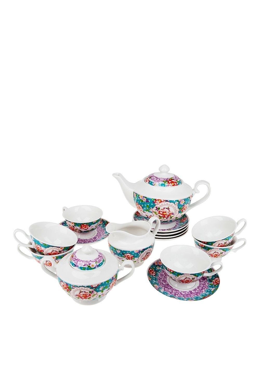 Чайный сервиз Марракеш сервиз чайный loraine на подставке 13 предметов 43285