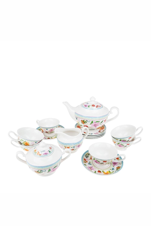 Чайный сервиз Оливейра ролевые игры 1 toy я сама чайный сервиз 14 предметов