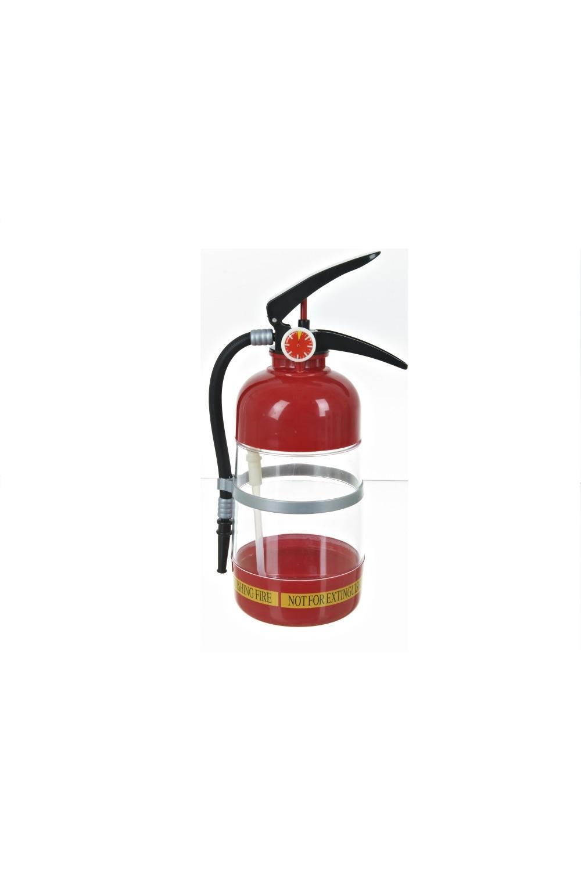 Шейкер для напистков - огнетушитель ПожарныйПосуда<br>Огнетушитель декоративный (шейкер для напитков) d=12см. h=34см. Объем 1500мл. (пластик, резина) Материал: Полимерные материалы<br>