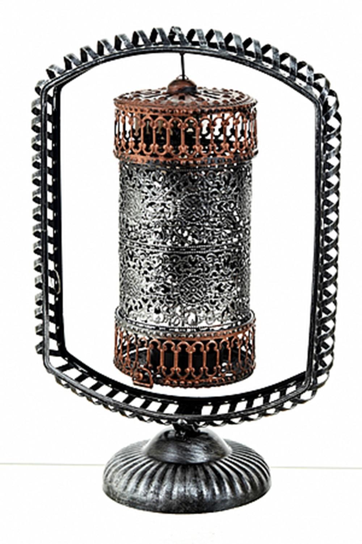 Подсвечник декоративный для 1-й свечи Верона