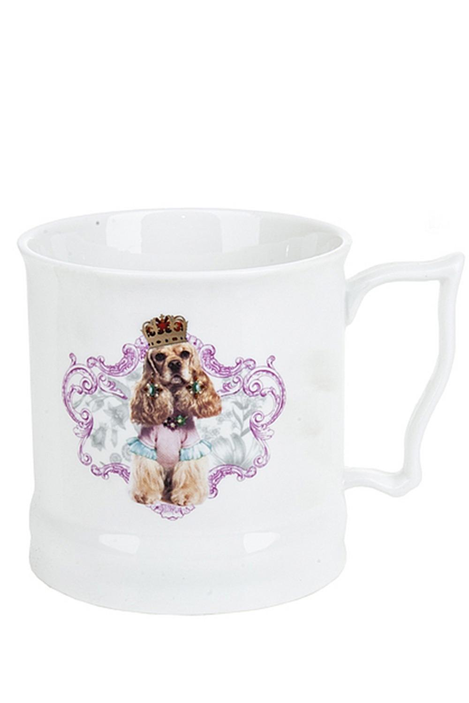 Кружка фарфоровая Королевские собаки кружка фарфоровая с костером розовый нектар v 341мл костяной фарфор пробка блистер 975384