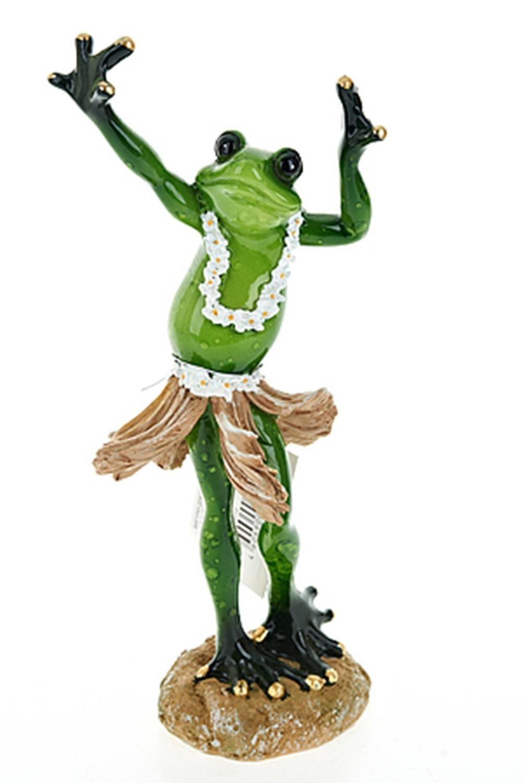 Фигурка декоративная Лягушка-квакушка 43 028 фигурка лягушка бронза о бали