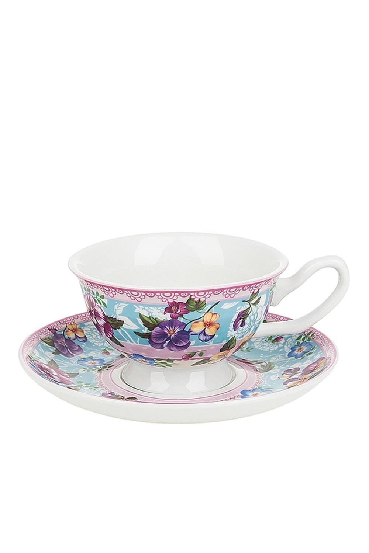 Чайный набор МонталегриПосуда<br>Чайный набор 4пр., v=180мл. Материал: Фарфор<br>