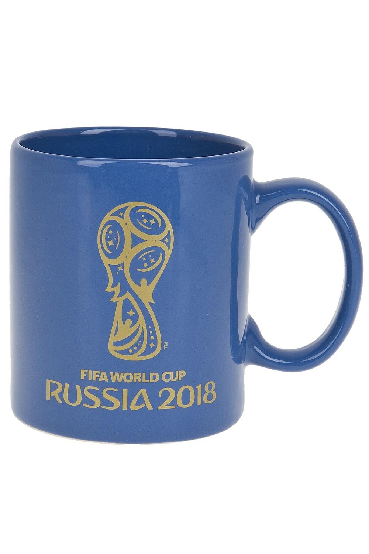 Кружка керамическая FIFA ЧМ 2018Посуда<br>Кружка керамическая FIFA ЧМ 2018. Объем: 340мл.<br>