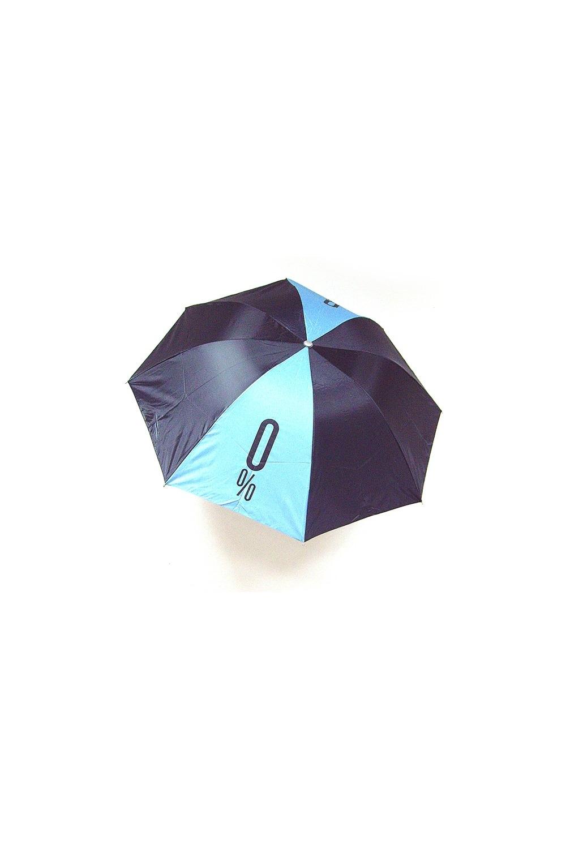 "Зонт ""Бутылка синяя 0%"""