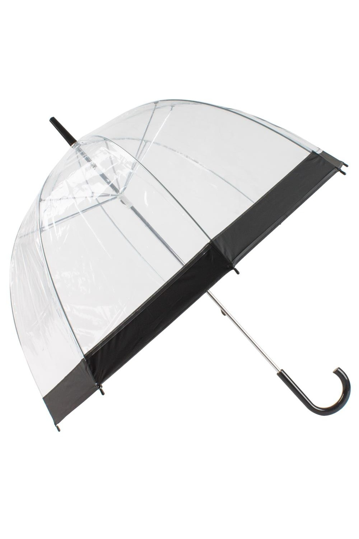 Зонт прозрачный Купол зонты bradex зонт трость прозрачный купол