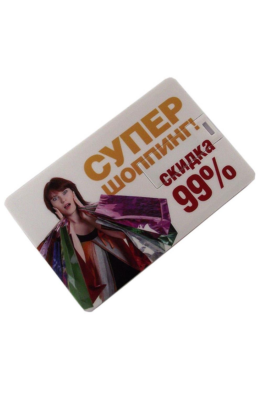 "Флешка кредитка 4GB ""Дисконтная карта"""