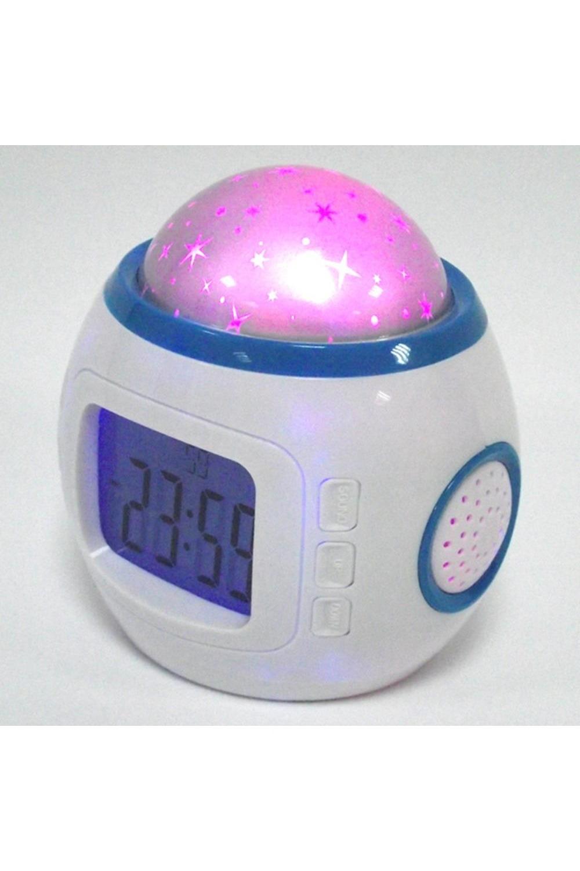"""Часы - ночник проектор звездного неба """"Млечный путь"""""""