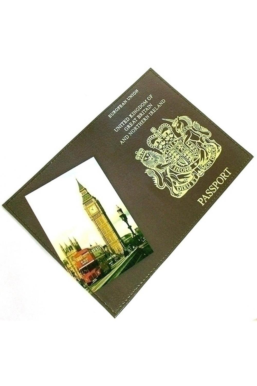"""Обложка на паспорт """"Британия"""""""
