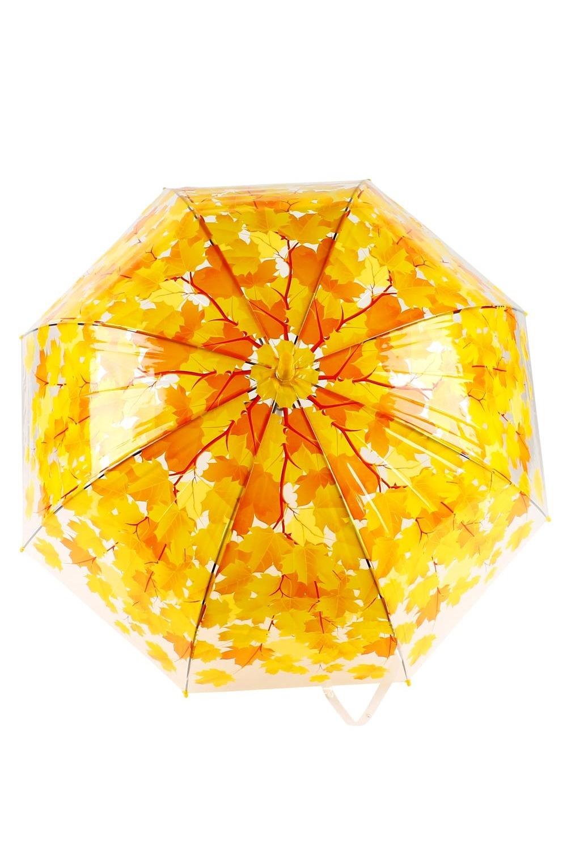 """Зонт """"Листья желтые"""""""