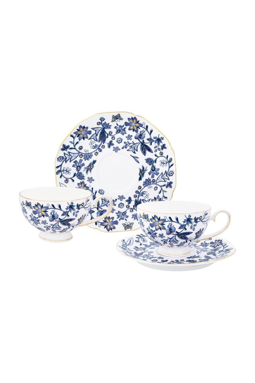 Чайная пара Изысканность чайная пара фарфор вербилок маки 2 предмета 29951530