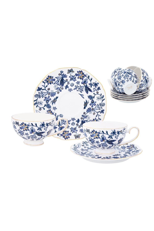 Фото - Чайный набор Изысканность чайный набор millimi попурри 12 предметов