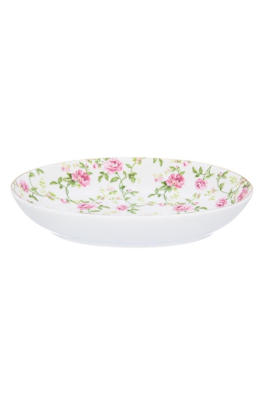 Блюдо для слоеных салатов Плетистая роза