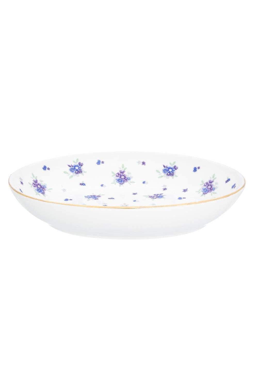 Блюдо для слоеных салатов Сиреневый туман