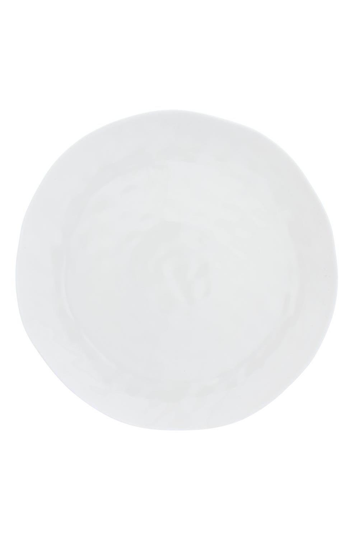Тарелка круглая обеденная Бежевая тарелка обеденная 25 5 25 5 2 см бежевая 1287509