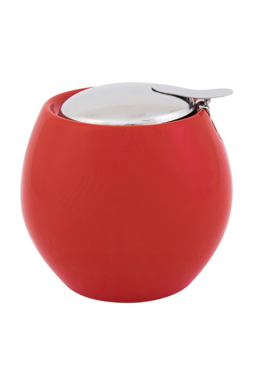 Сахарница Красная alpino пальчиковая baby 500 мл красная