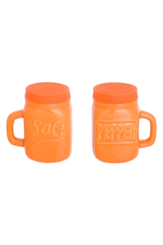 Набор для специй Кружки оранжевые набор для специй кружки лимонные