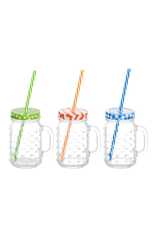 Набор кружек для коктейля Пузыри набор трубочек для коктейлей кристалл с изгибом 250 шт