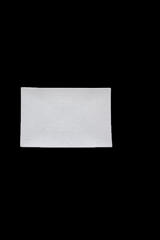 Блюдо ГроссетоПосуда<br>39*26,5 см, фарфор.<br>