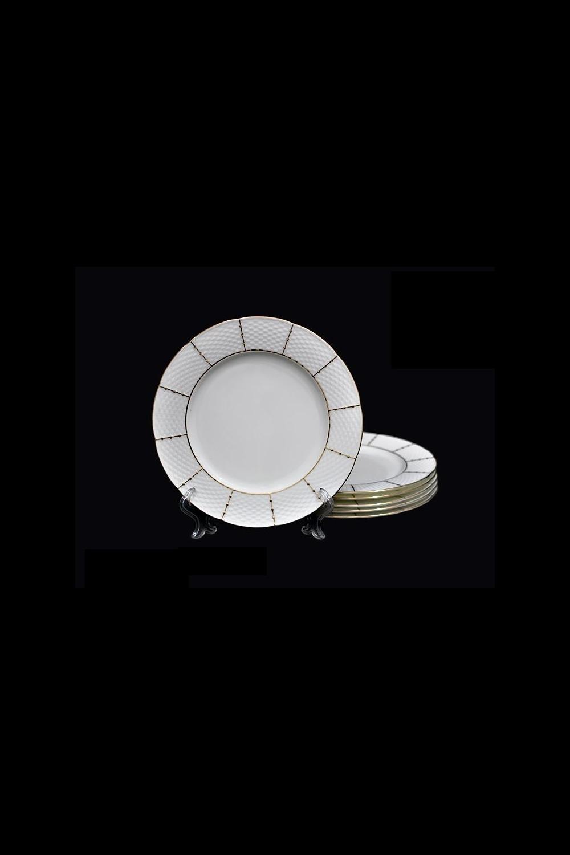 Набор тарелок СоррентоПосуда<br>6 шт, Д=16 см, фарфор.<br>