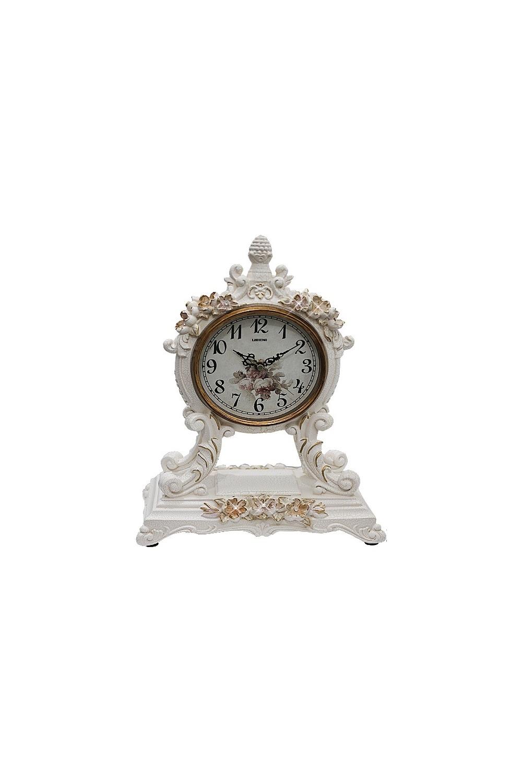 Часы настольные БарбарескоИнтерьер<br>Длина 27 см, высота 37 см, полистоун.<br>
